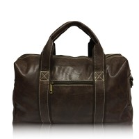 Travel Bag Black Brown