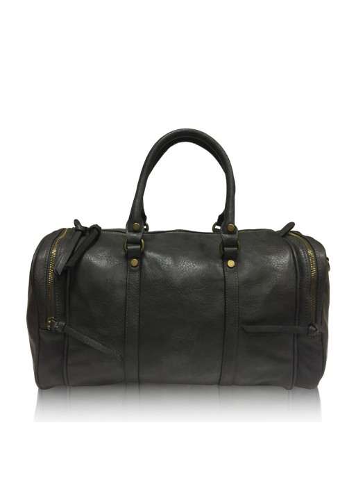 Week End Bag Grigio Antracite