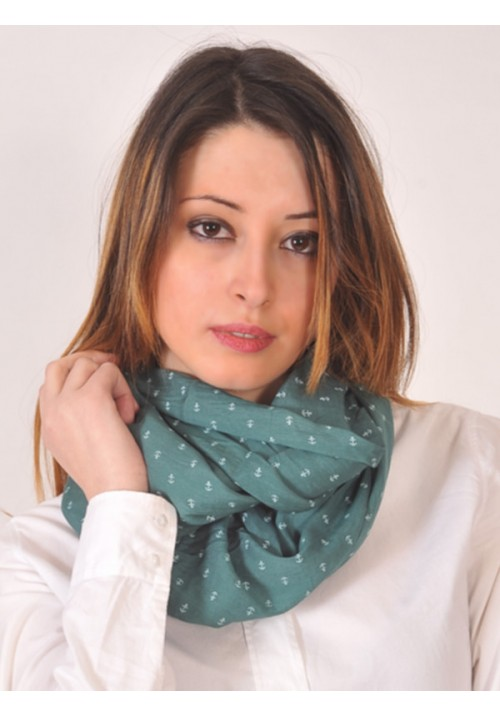 Keffiyeh Treble Woman