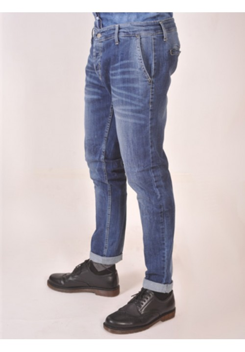 Jeans Tasca Filetto