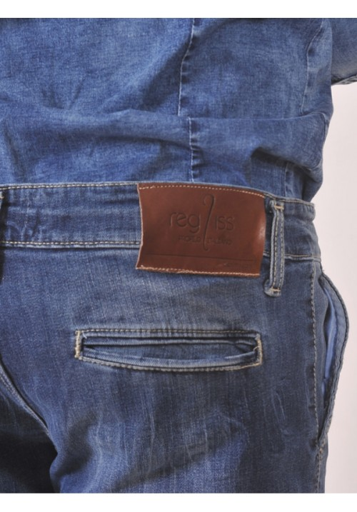 Jeans Pocket Fillet