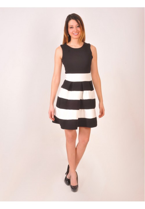 Dress Horizontal Lines