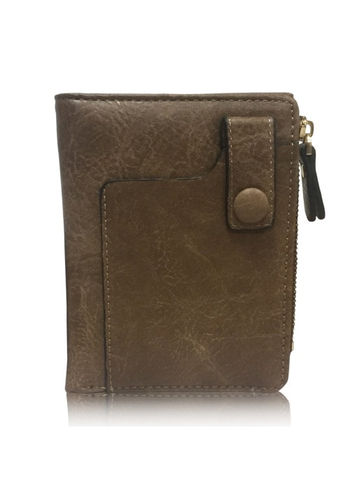 Wallet Pocket Brown