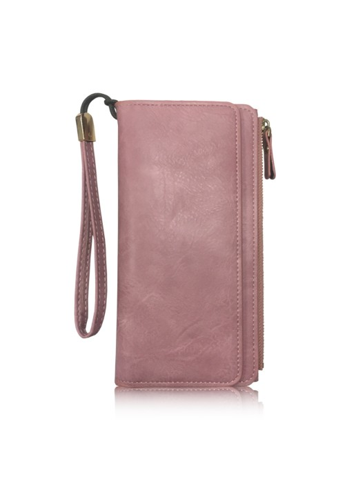 Wallet Travel Rosa