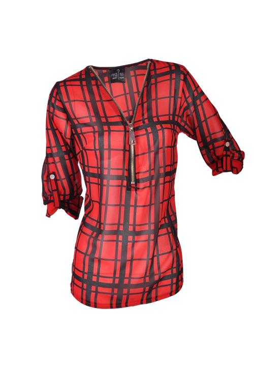 Camicia Donna a quadri