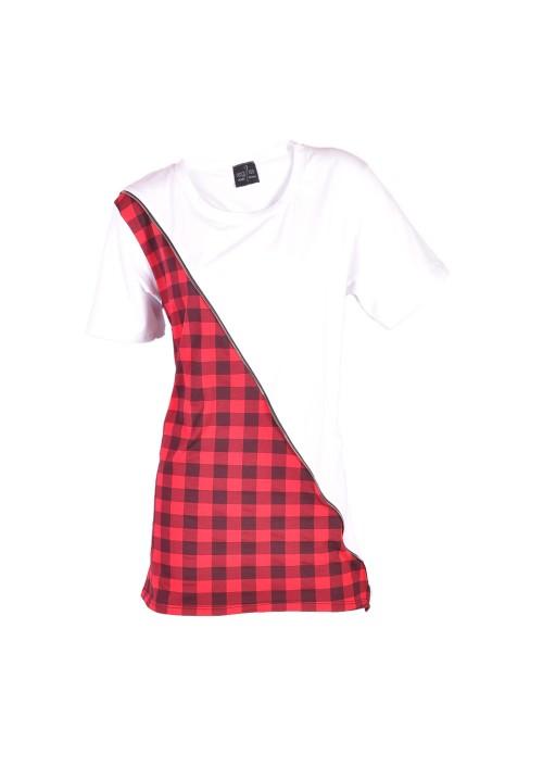 T-Shirt Scozzese